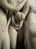 The Three Graces  Lower Part of Statue in White Marble  c1814-17