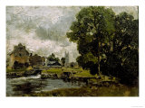 Sketch of Dedham Mill