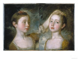 Mary and Margaret Gainsborough