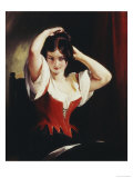 Dulcinea Del Toboso  the Peasant Mistress of Don Quixote  c1839