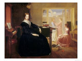 The Governess  c1844