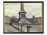Trafalgar Square  London  19th Century