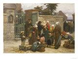 La Pardon de Plourin  Brittany