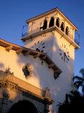 Santa Barbara Courthouse  Santa Barbara  California