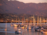 Harbor  Santa Barbara  California
