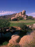 The Boulders Golf Course  Scottsdale  Arizona