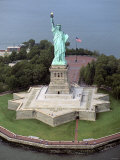 Statue of Liberty  New York City  New York