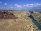 Colorado River  Hite  Utah