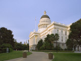 State Capitol Building  Sacramento  California