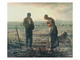 The Angelus  c1857-59