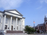 City Hall and Thalian Hall Performing Arts Center  Wilmington  North Carolina