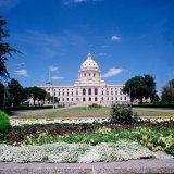 Minnesota State Capitol Building  St Paul  Minnesota
