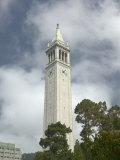 The Campanile Tower  University of California at Berkeley  Berkeley  California