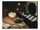 Still Life with a Chess