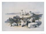 Ruins Called Om El Hamed Near Tyre