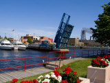Beautiful Unique Bridge  Duluth  Minnesota