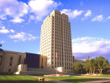 Government Tower Building  Bismarck  North Dakota