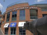 Durham Bulls Athletic Park  Durham  North Carolina