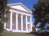 Virginia State Capitol  Richmond  Virginia
