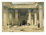 Grand Portico of the Temple of Philae  Nubia