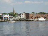 Riverfront Skyline  Wilmington  North Carolina