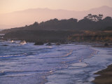 Moonstone Beach  Cambria  Napa Valley  California