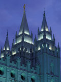 Temple Square  Salt Lake City  Utah