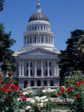 California State Capitol Building  Sacramento  California