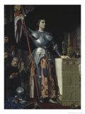 Joan D'Arc Au Sacre de Charles VII