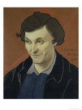 Portrait of Carabin  c1892