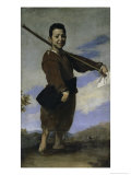 The Club Footed Boy  17th century