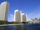 Empire State Plaza Capital  Albany  New York