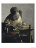 The Lacemaker  17th century