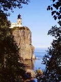 Split Rock Lighthouse  Two Harbors  Lake Superior  Minnesota