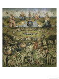 Garden of Earthly Delights  c1510