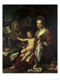 Holy Family  16th century