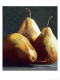 Three Big Pears