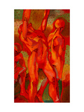 Kandinsky's Dancers II