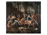 The Triumph of Pan  17th century