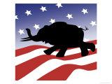 Republican Silhouette