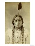 Sitting Bull  c1885