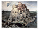 Tower of Babel  c1563