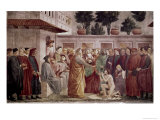 St Peter Resurrects the Child of Theophilus