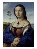 Portrait of Maddalena Strozzi Donica  c1506