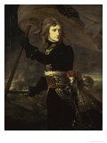 Napoleon on the Bridge at Arcole  c1797
