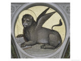 Saint Mark as a Lion