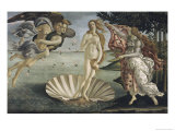 Birth of Venus  c1485