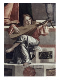 Child with a Lute