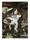 Detail of Garden of Earthly Delights  no8  c1505
