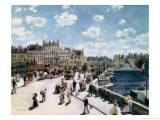 The Pont Neuf  Paris